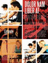 Sports: Sport Gym Flyer Template #06294