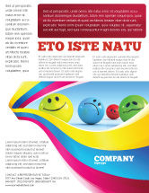 Careers/Industry: Emotions Flyer Template #07692