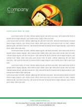 Food & Beverage: Banquet Letterhead Template #00725