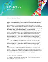 Technology, Science & Computers: DNA Letterhead Template #00759