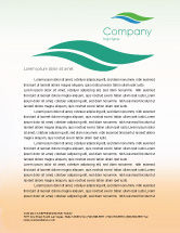 Food & Beverage: Drink Letterhead Template #01594