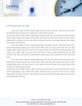 Sports: Morning Exercises Letterhead Template #01644