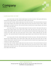 Business Concepts: Problem Solution Letterhead Template #01645