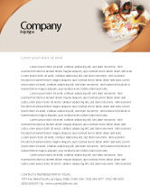 Education & Training: Primary School Geography Lesson Letterhead Template #01778