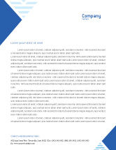 Careers/Industry: Real Estate Letterhead Template #01859