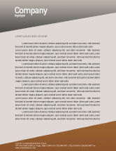 Business Concepts: Office Labyrint Gratis Briefpapier Template #01883
