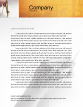 Careers/Industry: Tekenaar Gratis Briefpapier Template #01937