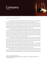 Legal: Corruption Letterhead Template #02025