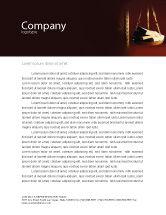 Legal: Korruption Briefkopf Vorlage #02025