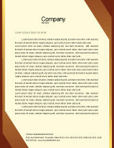 Sports: Chess Figures To Play Strategic Games Letterhead Template #02033