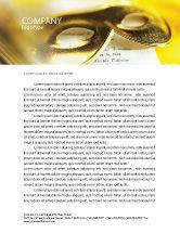 Art & Entertainment: Masquerade Letterhead Template #02188
