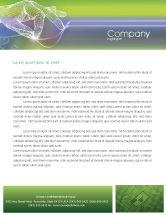 Telecommunication: Templat Kop Surat Teknologi #02203