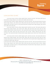 Consulting: Key To Heart Letterhead Template #02333