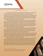 Education & Training: Book Shelf Letterhead Template #02347
