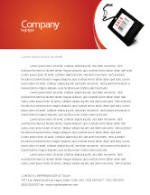 Business Concepts: Sale Letterhead Template #02419