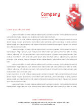 Business Concepts: Luck Letterhead Template #02450