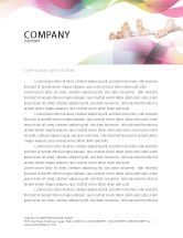 People: Modern Life Letterhead Template #02485