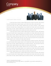 Careers/Industry: Boss Letterhead Template #02711