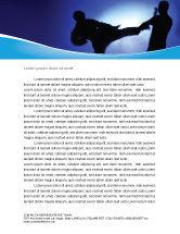 Sports: Martial Art Letterhead Template #02724