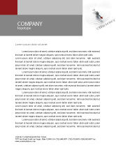 Business Concepts: Efficiency Letterhead Template #02750