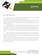 Education & Training: Certificate of Degree Letterhead Template #02855