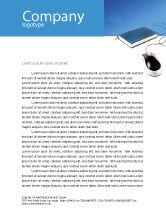 Education & Training: 互联网图书馆信头模板 #02894