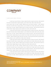 Education & Training: Road to Knowledge Letterhead Template #02917