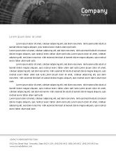 People: Unabhängiges denken Briefkopf Vorlage #02918