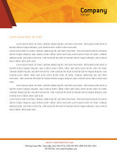 Financial/Accounting: Safe Property Letterhead Template #02924