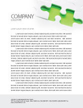 Business Concepts: Part of the Whole Letterhead Template #02930