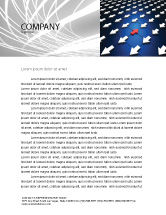Business Concepts: Private Opinion Letterhead Template #02965