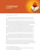 Careers/Industry: Sendung Briefkopf Vorlage #03152
