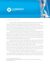 Business Concepts: Time Value Letterhead Template #03207
