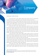 Technology, Science & Computers: Escape Key Letterhead Template #03269