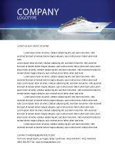 Cars/Transportation: Sea Liner Letterhead Template #03319