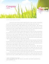 Careers/Industry: SPA Treatment Letterhead Template #03328