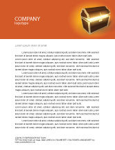 Business Concepts: Treasure Letterhead Template #03343