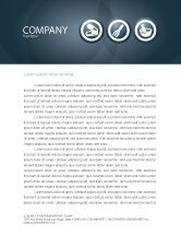 Medical: Drugstore Letterhead Template #03359