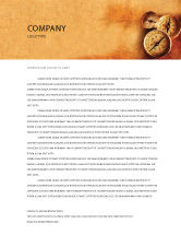 Careers/Industry: Quest Letterhead Template #03384