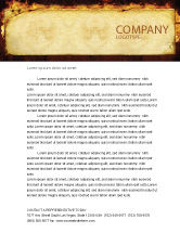 Abstract/Textures: Fire Board Letterhead Template #03412