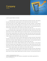 Financial/Accounting: Petroleum Prices Letterhead Template #03447