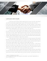 Business: Concord Letterhead Template #03449