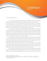 Business Concepts: Leadership Training Progress Letterhead Template #03542