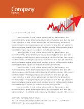 Business Concepts: Modelo de Papel Timbrado - aumentar as taxas #03571