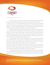 Business: Sales Letterhead Template #03579