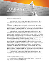 Business Concepts: Helping To Escape Letterhead Template #03647