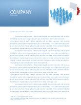 Education & Training: Public Meeting Letterhead Template #03687