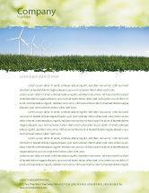 Nature & Environment: Templat Kop Surat Pabrik Angin #03715