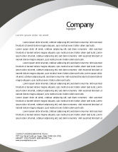 Business Concepts: Yellow Ball Letterhead Template #03747