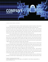 Technology, Science & Computers: Templat Kop Surat Transfer Data Yang Aman #03825